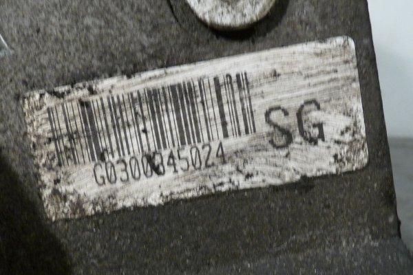 Skrzynia biegów X-273143