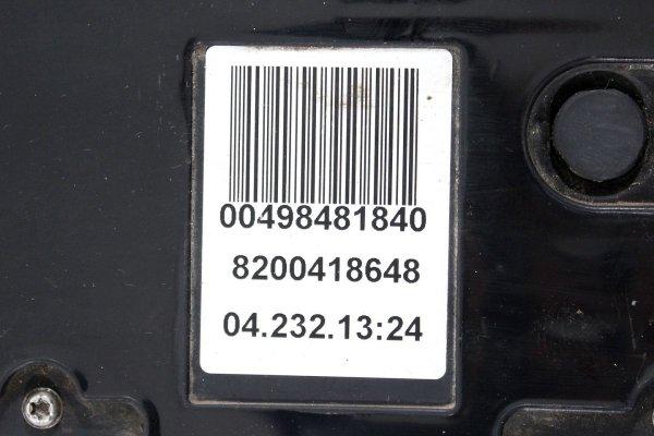 Hamulec ręczny elektryczny - Renault - Scenic - zdjęcie 6