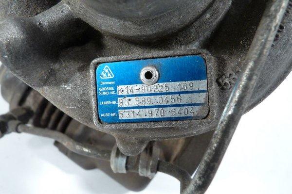 Turbosprężarka Opel Frontera 1992-1998 2.3TD
