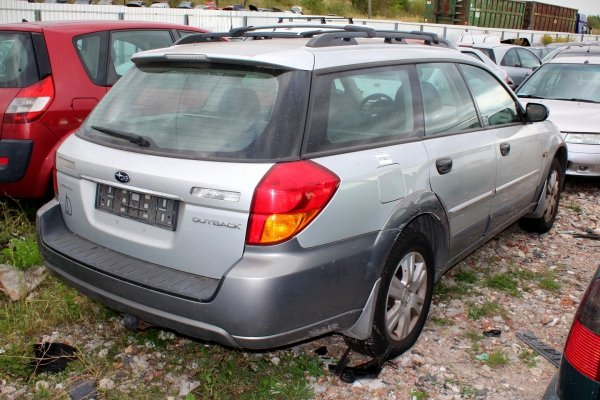 Subaru Outback BP 2005 2.5i EJ25 Kombi