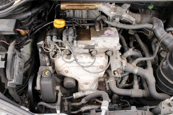 Skrzynia biegów AD4029 Renault Megane Scenic 1998 1.6i