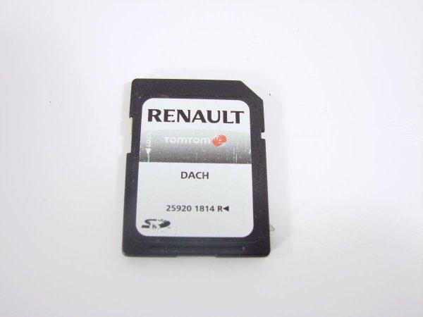 Nawigacja wyświetlacz Renault Clio III