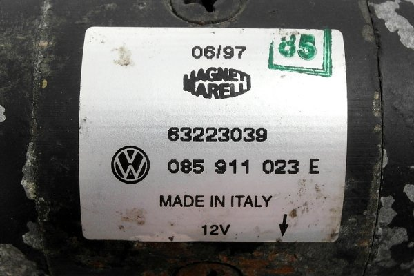Rozrusznik VW Polo 6N 1998-2001 1.0, 1.4