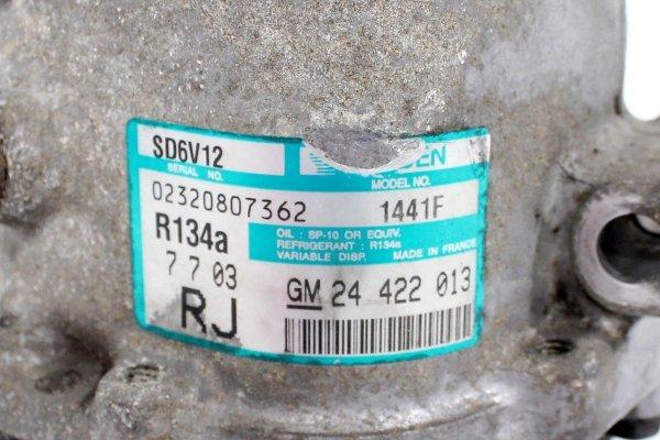 sprężarka klimatyzacji - opel - astra - combo - corsa - meriva - zafira - zdjęcie 7