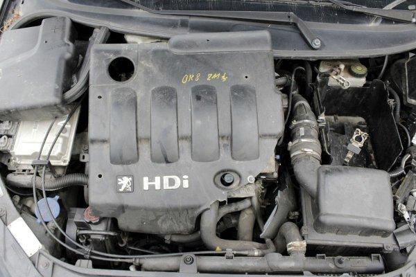 Skrzynia biegów Peugeot 206 2003 2.0HDI