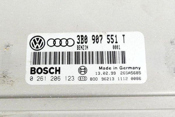 Komputer silnika stacyjka - Audi - A6 - zdjęcie 3