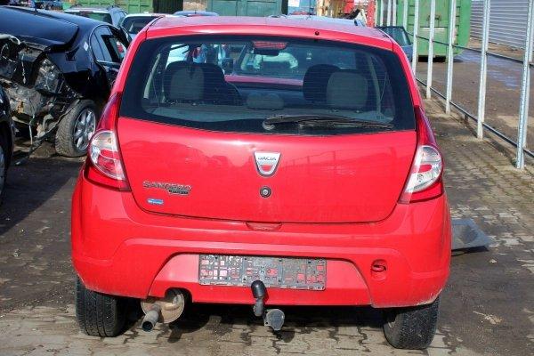 Dacia Sandero 2010 1.2i D4F732 Hatchback 5-drzwi