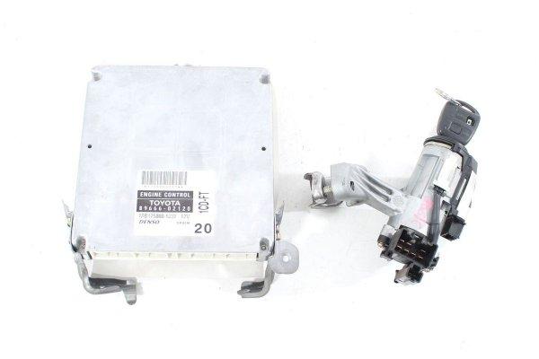 Komputer silnika stacyjka immo - Toyota - Corolla - zdjęcie 1