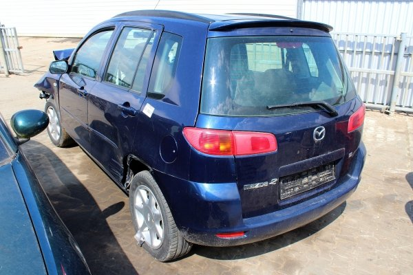 Mazda 2 DY 2003 1.4D