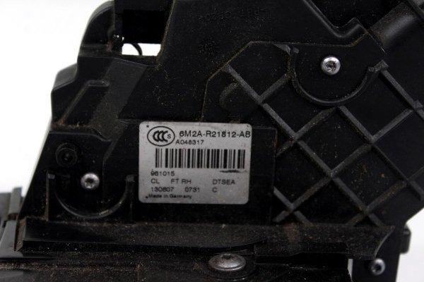 Zamek drzwi przód prawy Ford Galaxy MK2 2007 (6 pinów)