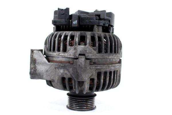 alternator - mercedes - c-klasa - zdjęcie 1