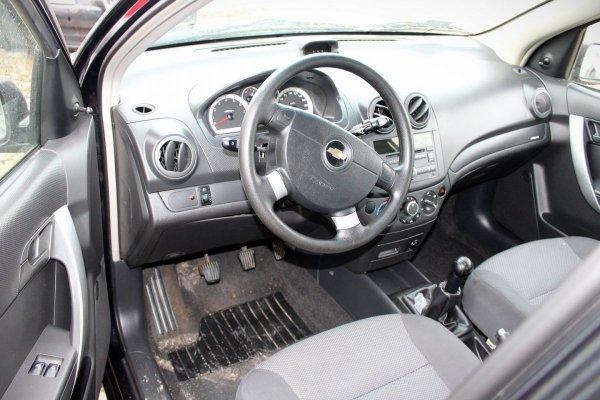 Chevrolet Aveo 2010 1.2i LMU Hatchback 5-drzwi