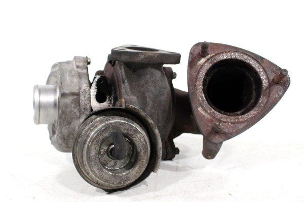 turbosprężarka - opel - vectra b - zdjęcie 5