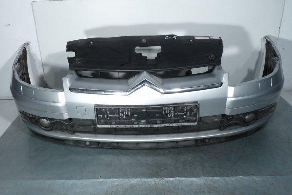 Zderzak przód przedni Citroen C5 I Lift 2004-2008 Liftback