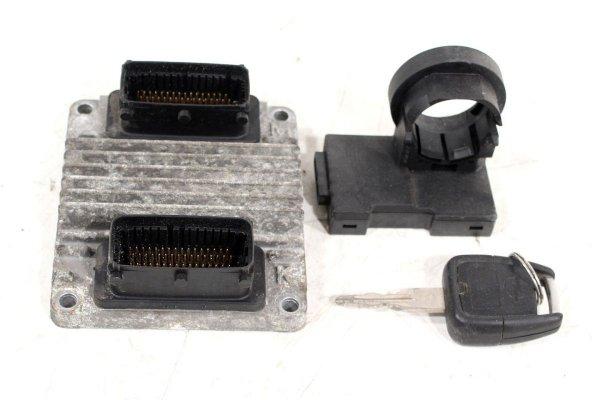 komputer silnika immobilizer - opel - zafira a - zdjęcie 1