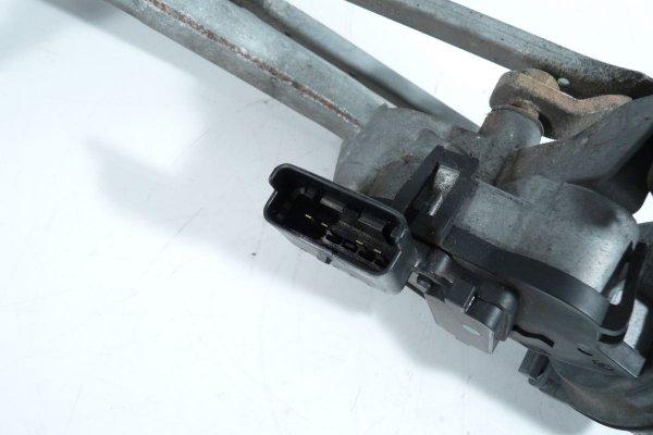 Mechanizm silniczek wycieraczek przód Citroen C2 2005 1.4HDI