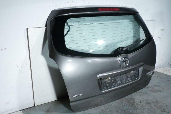 Klapa tył bagażnika Toyota Corolla Verso 2004 2.0D4D (Kod lakieru: 1C3)