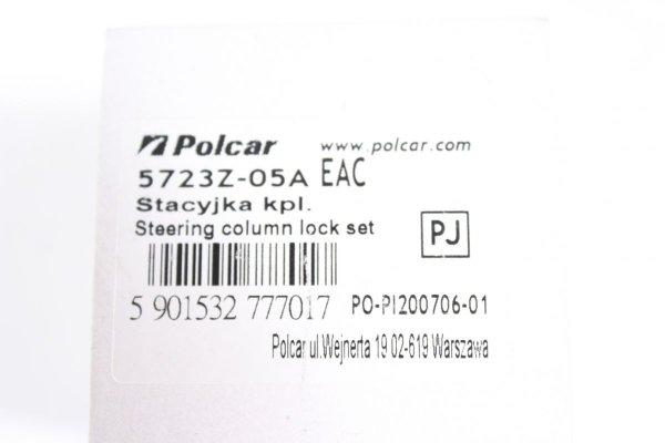 Stacyjka Peugeot 206 1998-2008