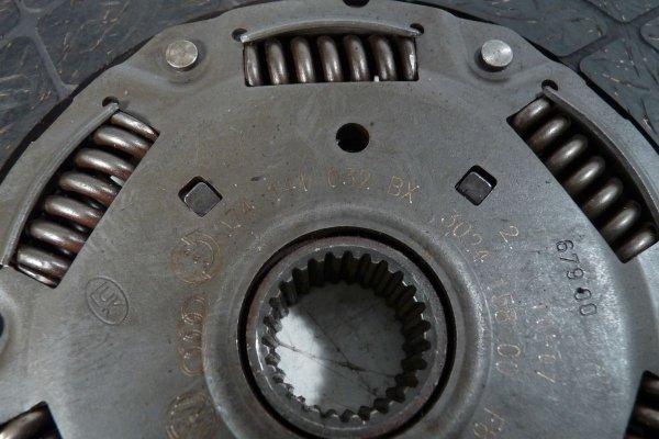 Koło dwumasowe sprzęgło Volkswagen LT 1997 2.5SDI