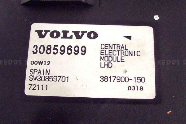 Moduł komfortu Volvo S40 V40 1995-2000 30859699