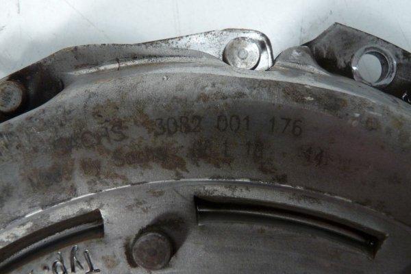 Sprzęgło tarcza docisk 280mm Citroen C4 Picasso 2010 1.6i
