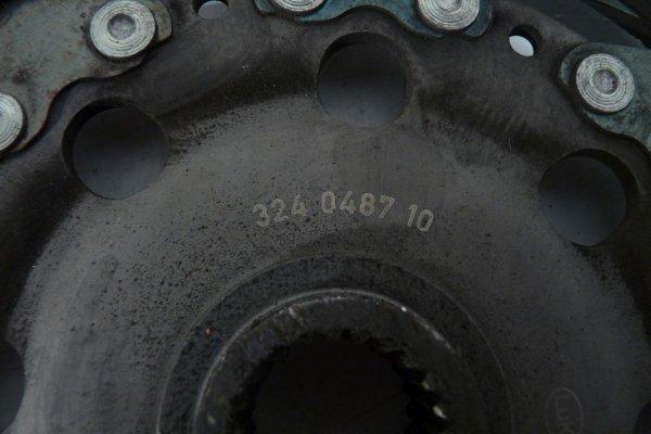 Sprzęgło Kia Magentis MG 2006 II 2.0CRDI