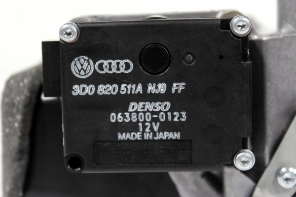 Kratka kratki nawiewu komplet VW Phaeton GP3 2011