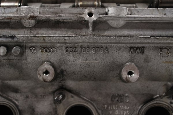 Głowica VW Passat B6 2005-2012 2.0TDI BKP