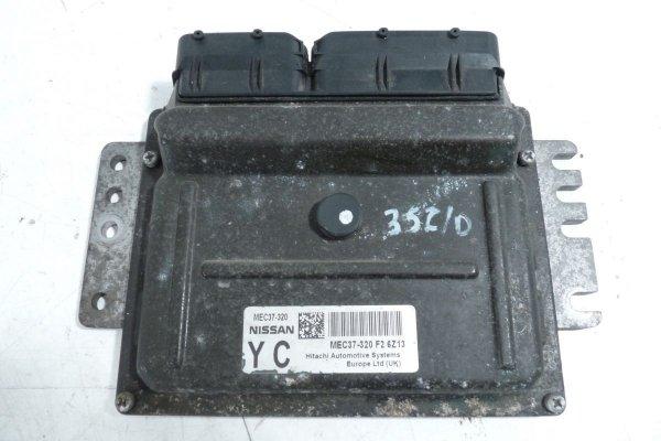Komputer immo stacyjka BSI Nissan Micra K12 2006 1.2i CR12