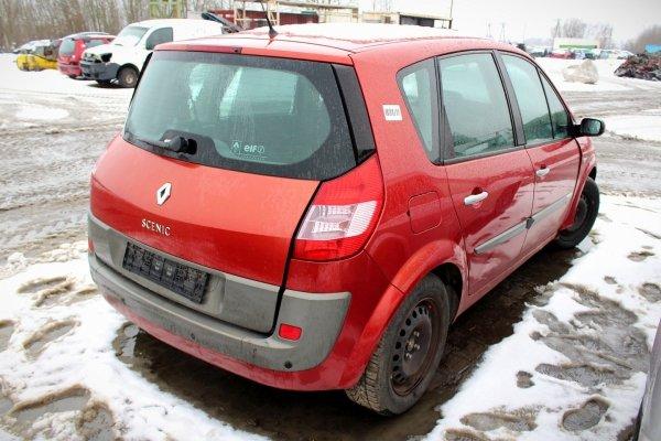 Drzwi przód lewe Renault Scenic II 2004 (Kod lakieru: TEB76)