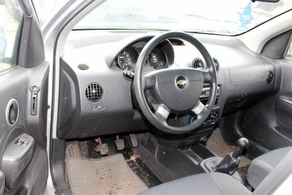 Maska Chevrolet Kalos T200 2006