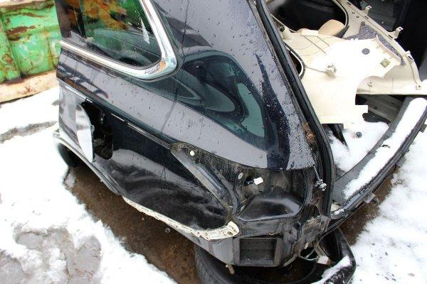 Błotnik tył lewy Mitsubishi Outlander III 2014