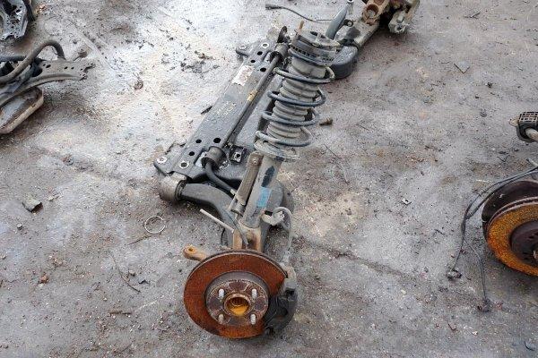 Amortyzator przód prawy Ford Fusion 2007 1.4TDCi