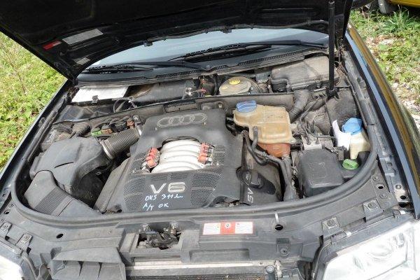 Skrzynia biegów FNX Audi A6 C5 2000 2.8i (automatyczna)
