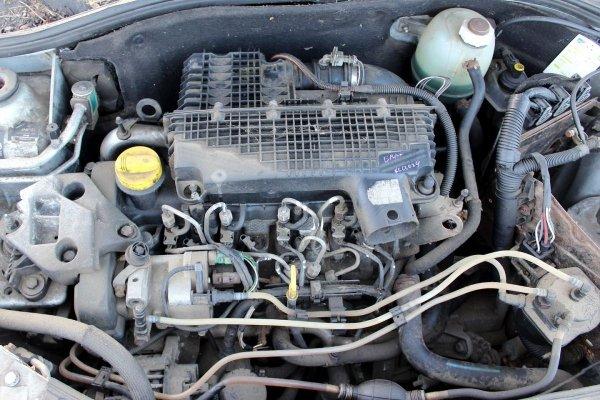 Skrzynia biegów JB3980 Renault Clio 2001 1.5DCI