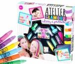 Kolorowe WŁOSY i PAZNOKCIE Atelier Glamour ZESTAW