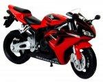 MOTOR HONDA CBR 1000RR FIREBLADE MOTOCYKL Welly 1:18