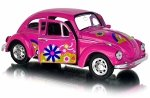 Auto VOLKSWAGEN Beetle METALOWY MODEL Welly 1:34