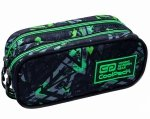 SASZETKA Piórnik CLEVER Electric Green 65099 COOLPACK