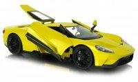 2017 FORD GT Auto METALOWY MODEL Welly 1:24