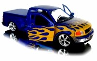 1999 FORD F-150 SUPERCAB FLARESIDE PICK UP Auto Welly 1:24