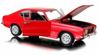 1969 FORD CAPRI Auto Welly METALOWY MODEL 1:24