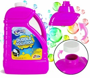 PŁYN DO BANIEK Bubble Soluction ZAPAS 1,8l +LEJEK