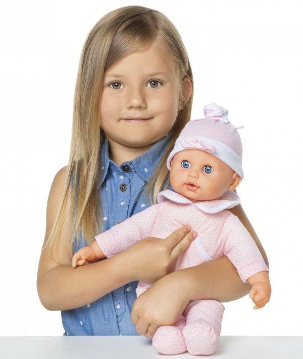 Lalka DZIDZIUŚ Natalia Z MISIEM Interaktywna