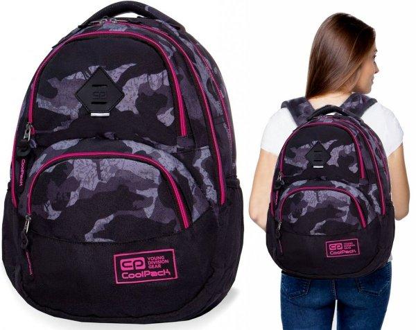 PLECAK Szkolny DART II Moro Pink 27l CoolPack B30064