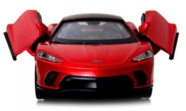 McLaren GT Auto METALOWY MODEL Welly 1:34