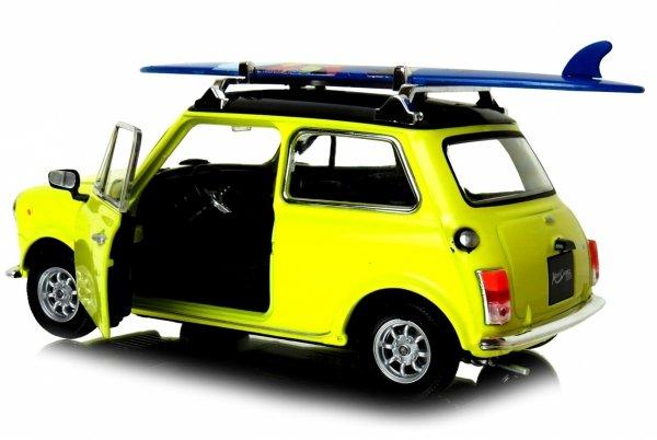 MINI COOPER 1300 SURFING Auto METALOWY MODEL Welly 1:34