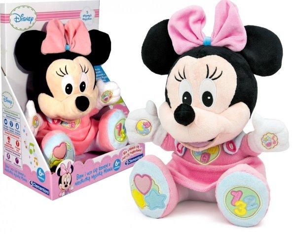 MYSZKA MINNIE Interaktywna Disney MÓWI PL Clementoni