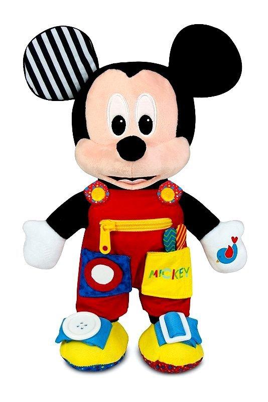 Sensoryczna MYSZKA MIKI Pluszowa BABY Mickey Clementoni