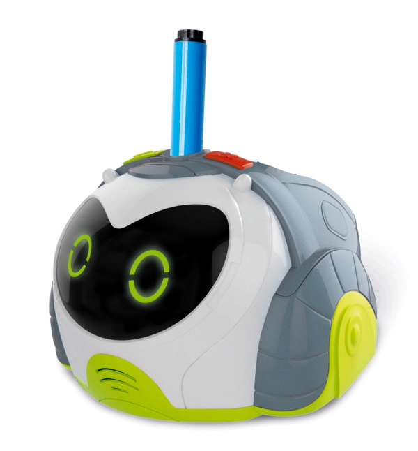 Interaktywny ROBOT BUBBLE Rysuje Clementoni